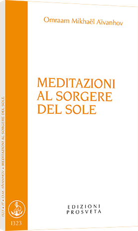 Meditazioni al sorgere del Sole