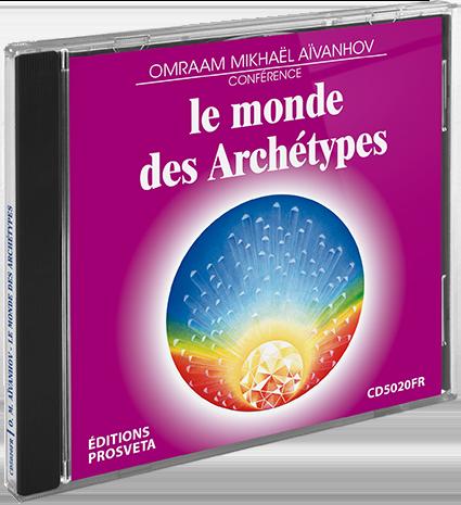 CD - Le monde des archétypes
